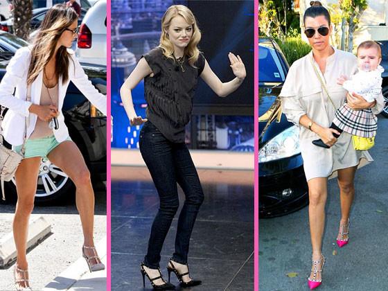 #valentino rockstud heels | www.shoppingmycloset.com
