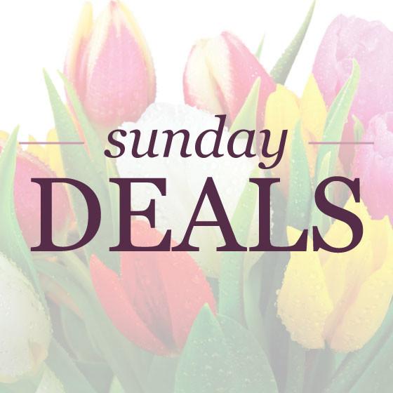 Sunday deals | www.shoppingmycloset.com