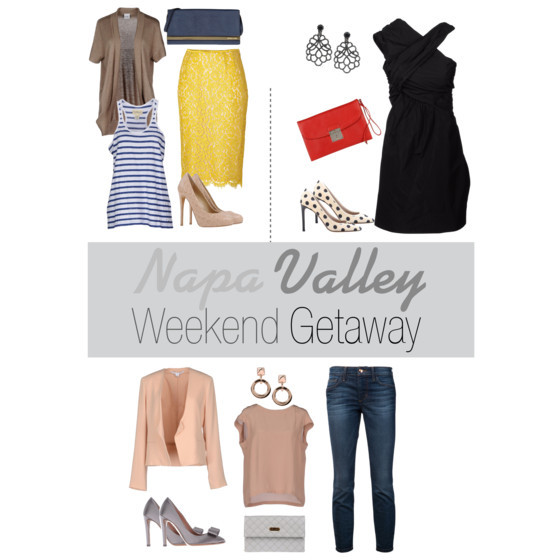 Outfits for Wine Country (Napa) | www.shoppingmycloset.com