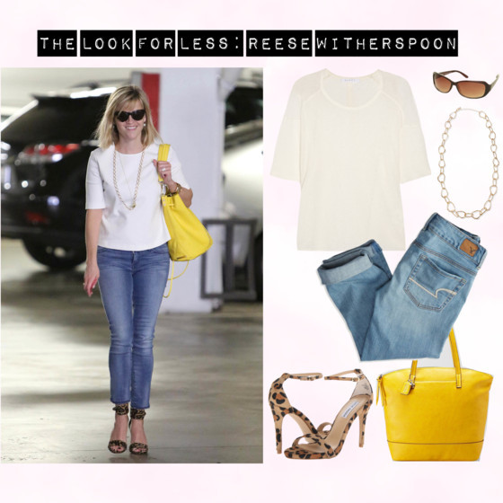 Get Reese Witherspoon's look for less!   www.shoppingmycloset.com