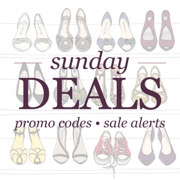 Sales alerts & coupon / promo codes for fashion shopping | www.shoppingmycloset.com
