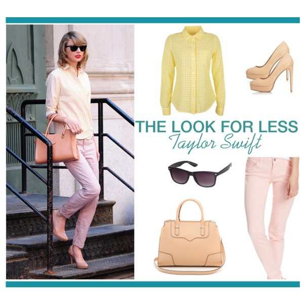 Taylor Swift's look for less | www.shoppingmycloset.com