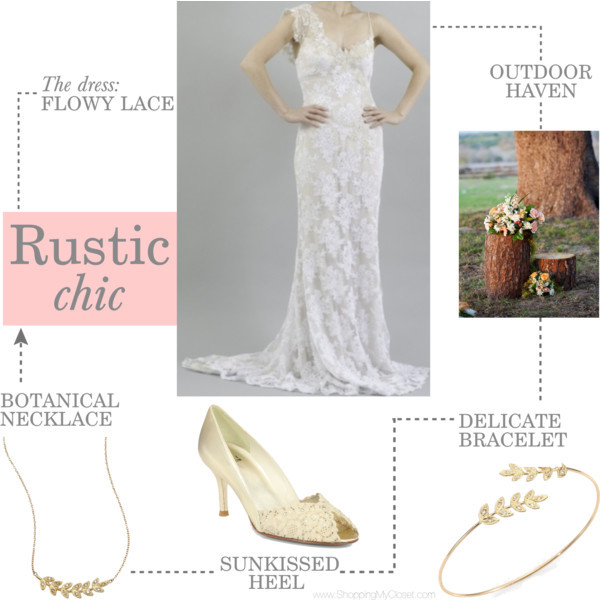 Rustic chic wedding | www.shoppingmycloset.com     @loverly #loverly