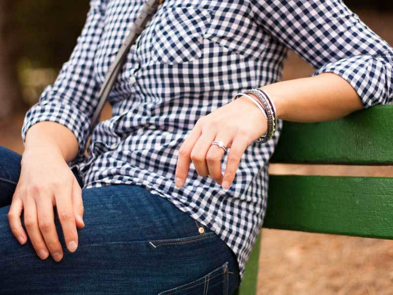 Gingham button-down shirt | bangle bracelets | skinny ankle jeans | mustard yellow flats | gray crossbody | www.shoppingmycloset.com        @target #target @gap #gap @marcjacobs #marcjacobs @kohls #kohsl