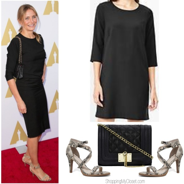Star style: Cameron Diaz | www.shoppingmycloset.com
