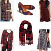 Style trend: tartan print | www.shoppingmycloset.com