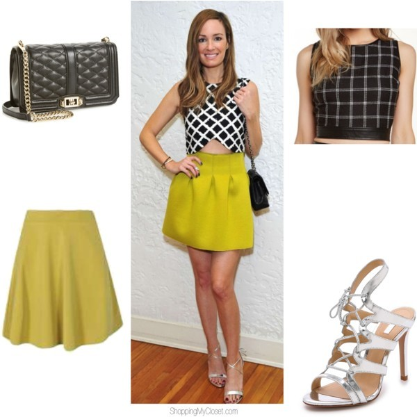 Star style: Catt Sadler | www.shoppingmycloset.com