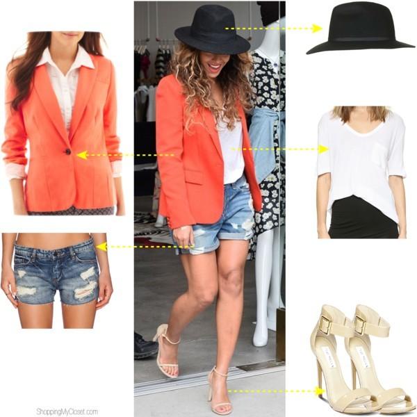 Star style: Beyoncé | www.shoppingmycloset.com