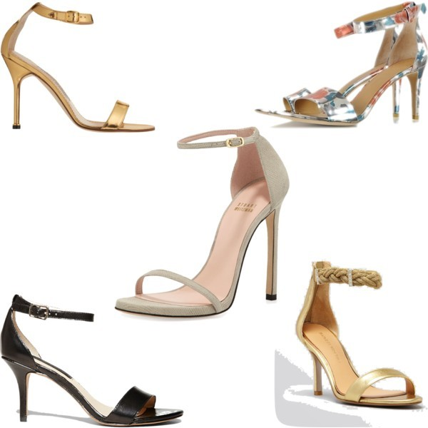 Style trend: nudist heel | www.shoppingmycloset.com