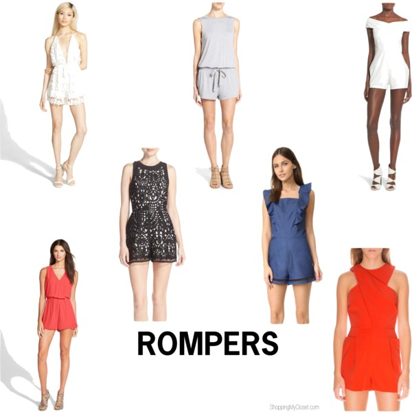 Style: rompers | see all the picks at www.shoppingmycloset.com