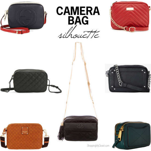 Style: camera bag silhouette | see all the picks at www.shoppingmycloset.com
