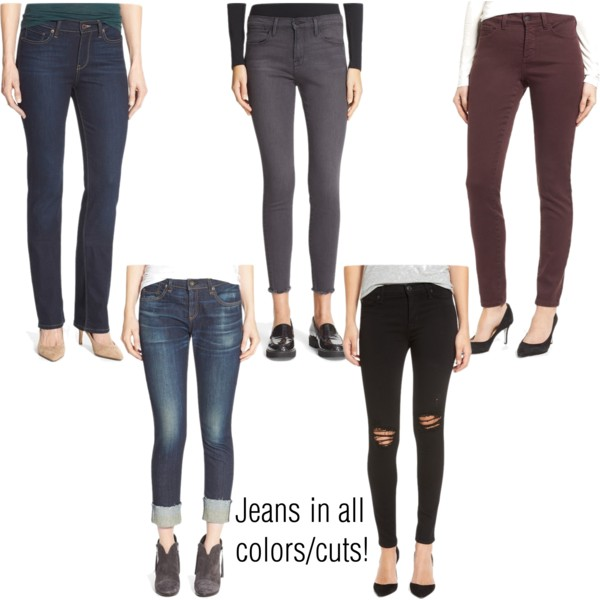 Nordstrom anniversary sale | see all the denim/jean picks at www.shoppingmycloset.com