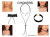 Style: neck chokers - all under $35! | see all the picks at www.shoppingmycloset.com