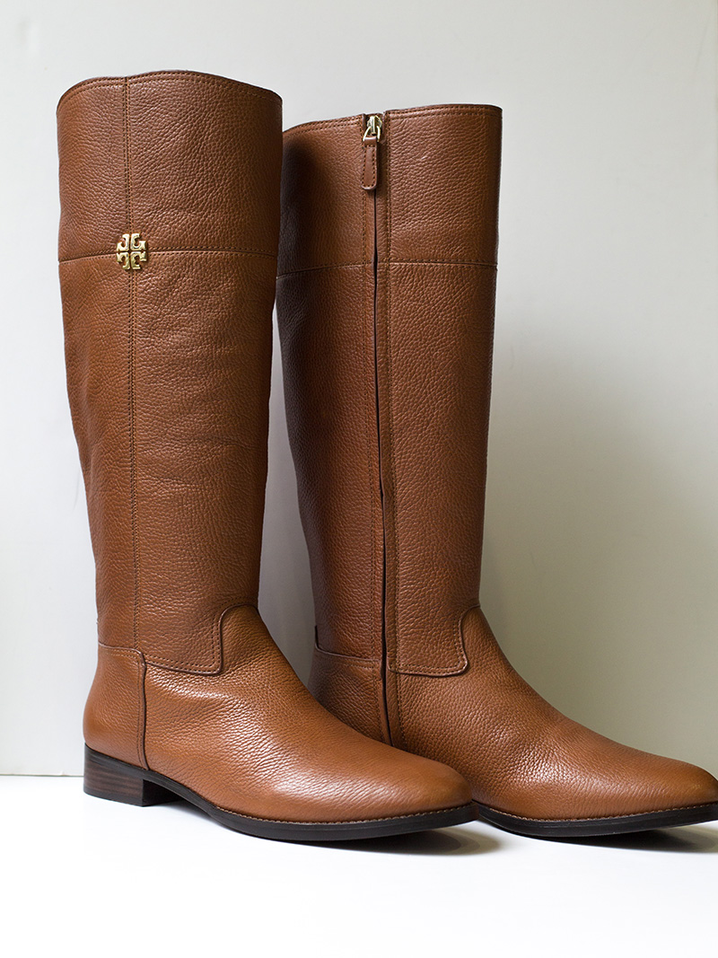 cdd97da1a07 Review  Tory Burch Jolie riding boot