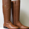 Tory Burch Jolie riding boot review | see more at www.shoppingmycloset.com @toryburch #toryburch