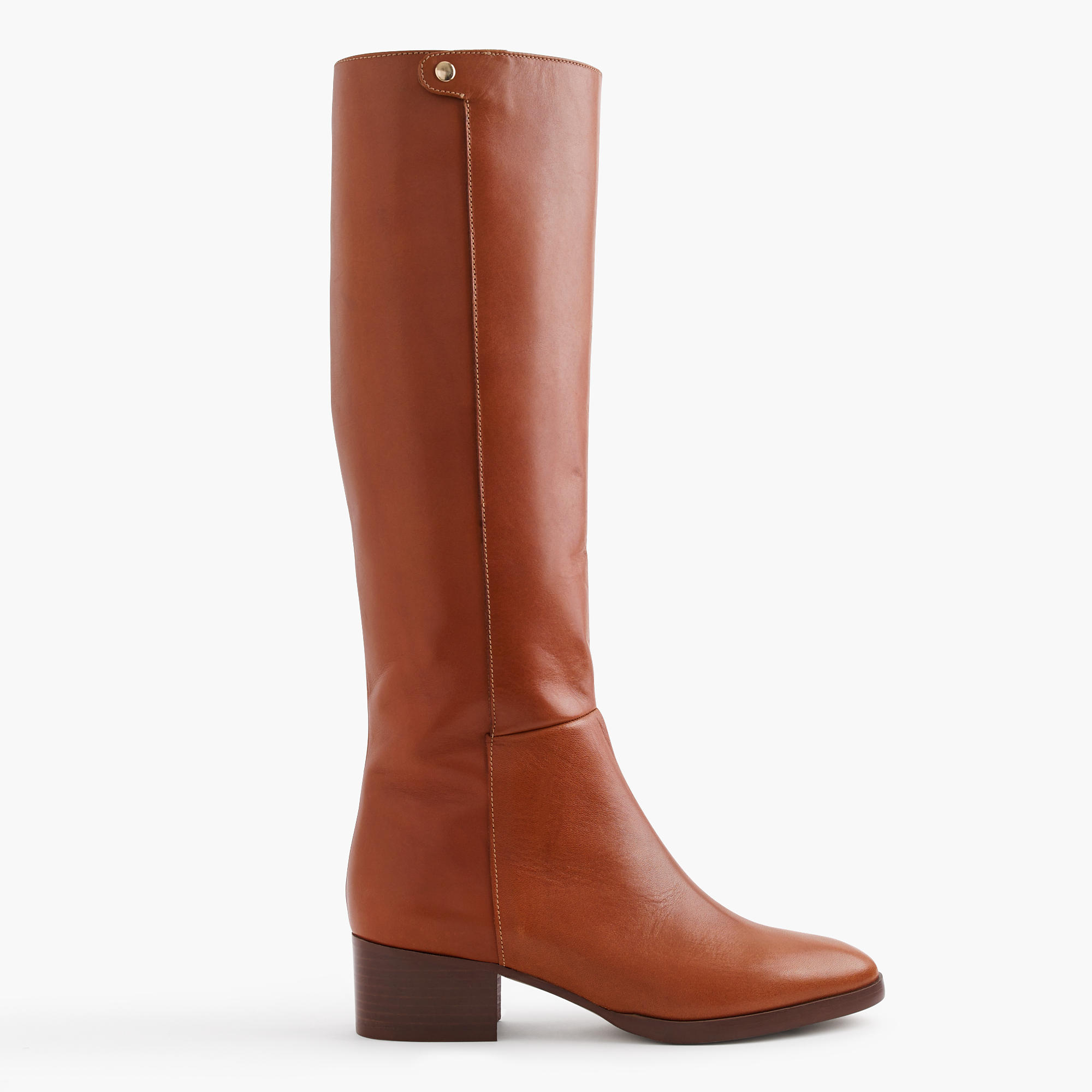 J Crew leather boots |  | see more on www.shoppingmycloset.com #jcrew