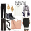Budget finds under $50 | www.shoppingmycloset.com
