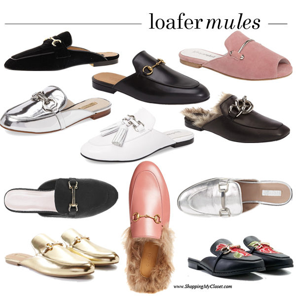Style: Gucci horsebit loafer mule slide and other budget friendly options | see it all on www.shoppingmycloset.com