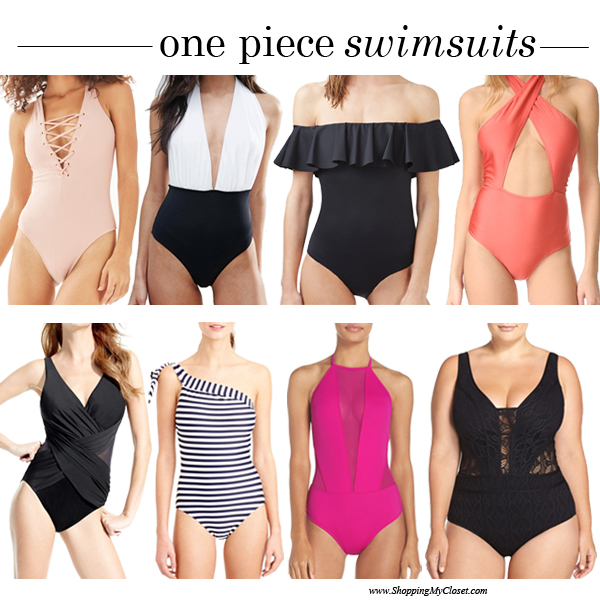 Style: one piece swimsuits | see all the picks at www.shoppingmycloset.com