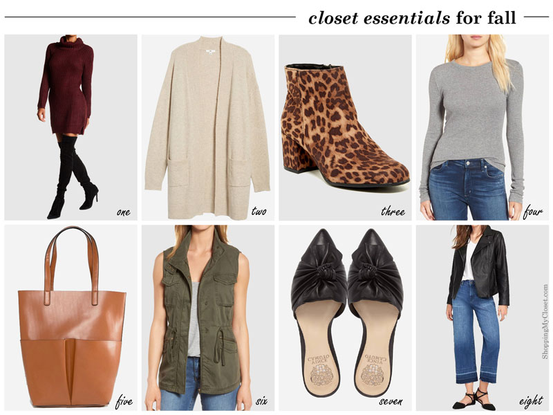 8 closet staples under $80 | see all the picks at www.shoppingmycloset.com
