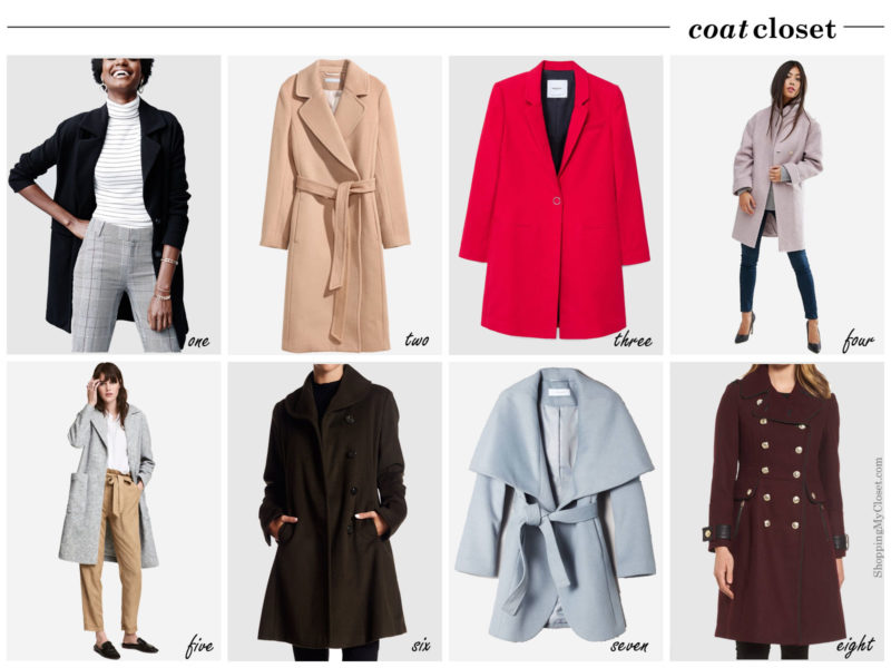 The best coats for fall (starting at $39) | see all the picks at www.shoppingmycloset.com
