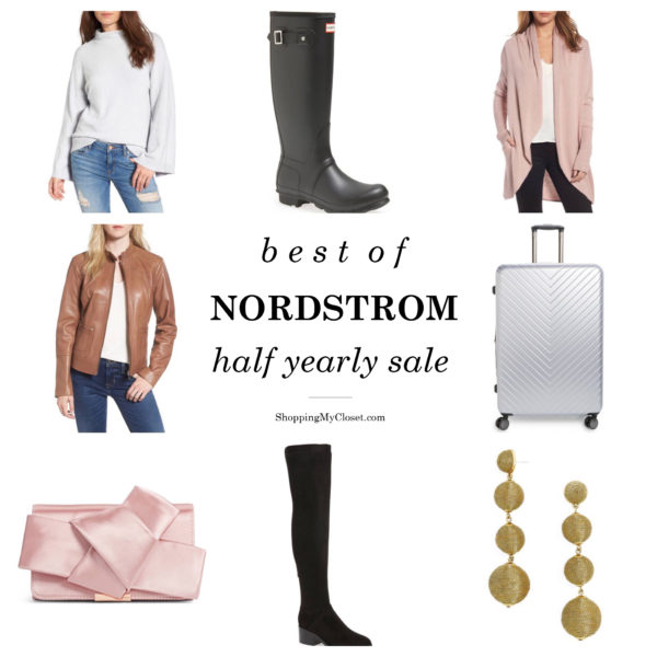 Best of Nordstrom half-yearly sale | see all the picks at www.shoppingmycloset.com