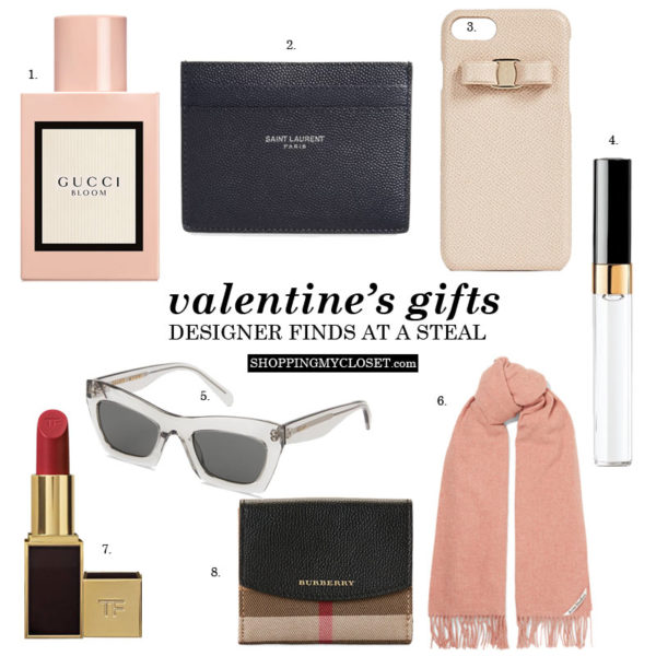 Valentine's gifts: designer finds without breaking the bank | www.shoppingmycloset.com