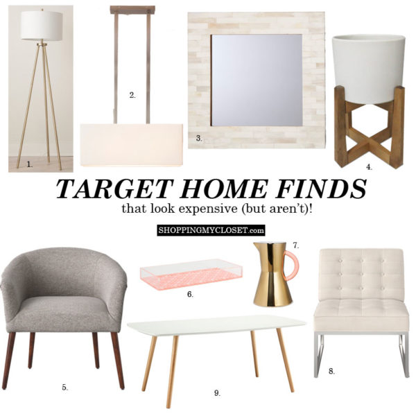 Home decor that looks expensive but isn't!    www.shoppingmycloset.com