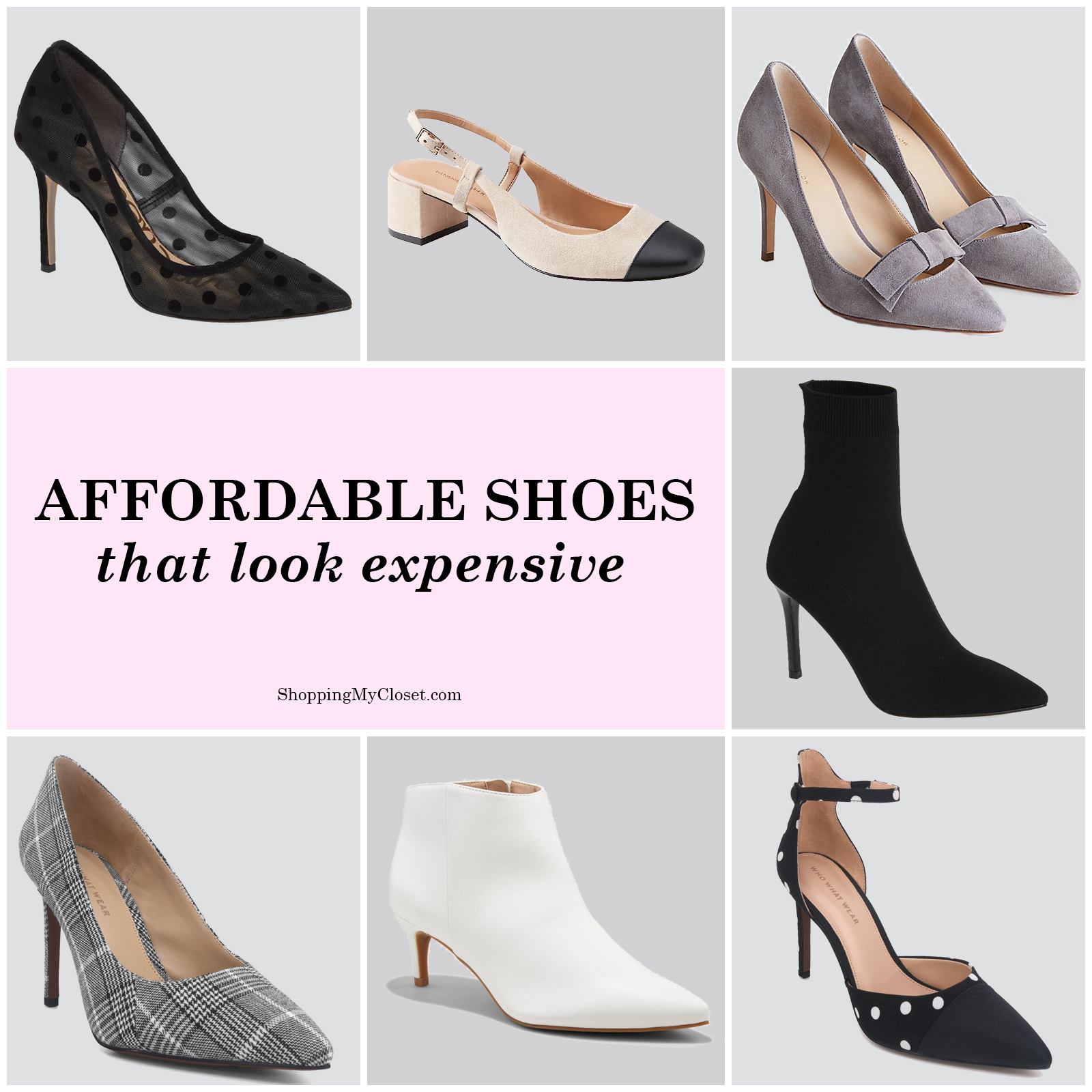Expensive Looking Shoes That Are Affordable