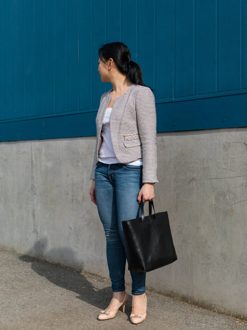 Mixing Business With Casual Pingmycloset